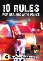 10 Rules for Dealing with Police DVD