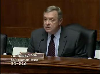 https://stopthedrugwar.org/files/durbin-crack-hearing.jpg