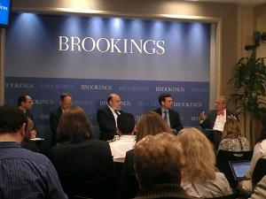 Brookings Institute Webcast: The Politics Of Marijuana Legalization