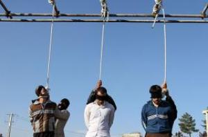 Mexican Drug War Hangings
