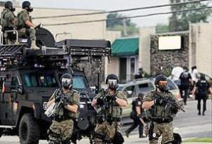 police militarization, From GoogleImages